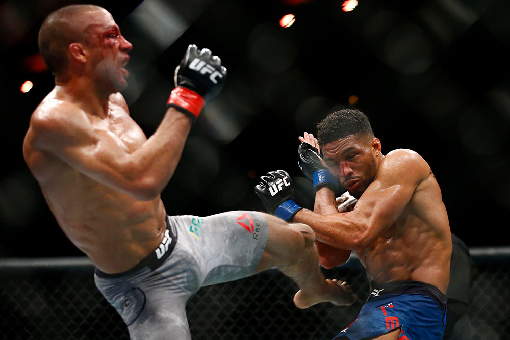 All Results from UFC Fight Night 128