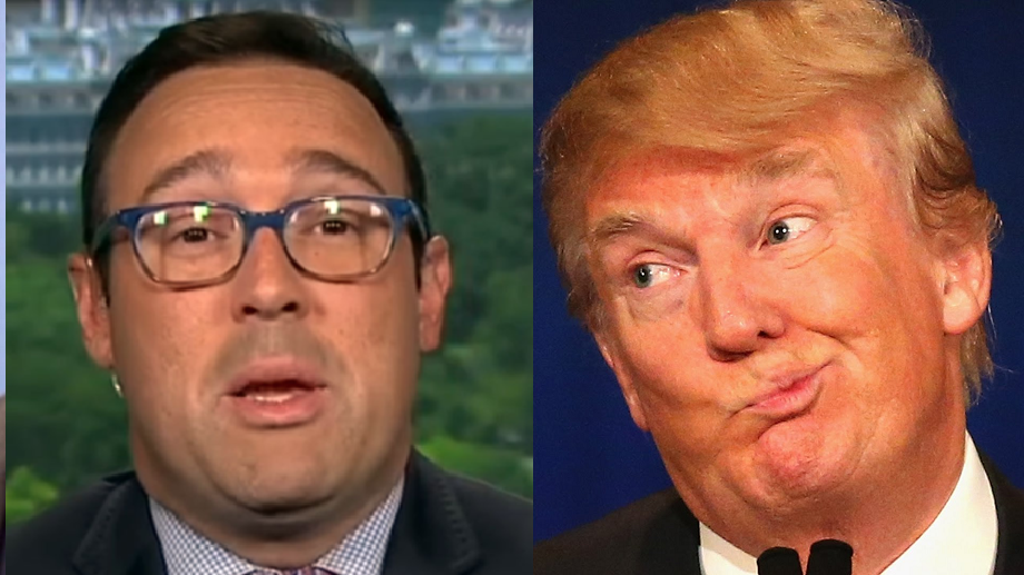 CNN's Chris Cillizza claims Trump is wrong about 13 Democrats working for Mueller, But there are