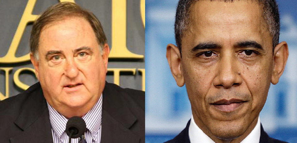 Image result for Stefan Halper and Barack Obama