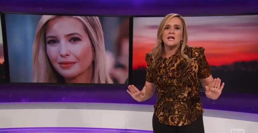 Advertisers start pulling out of Samantha Bee's show Full Frontal