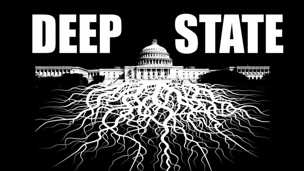 Best selling author warns who the next target of the deep state will be