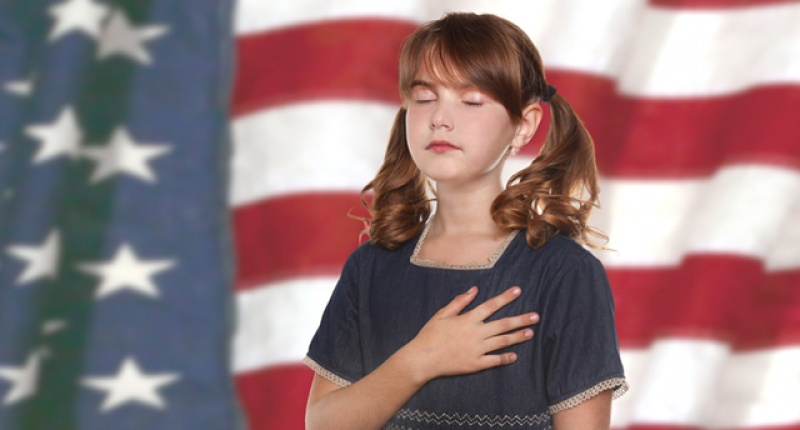 Atlanta school will no longer say the Pledge of Allegiance to start their school day
