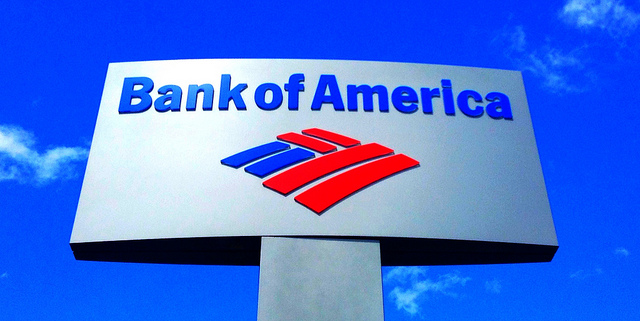 Bank of America freezing accounts of suspected illegal aliens