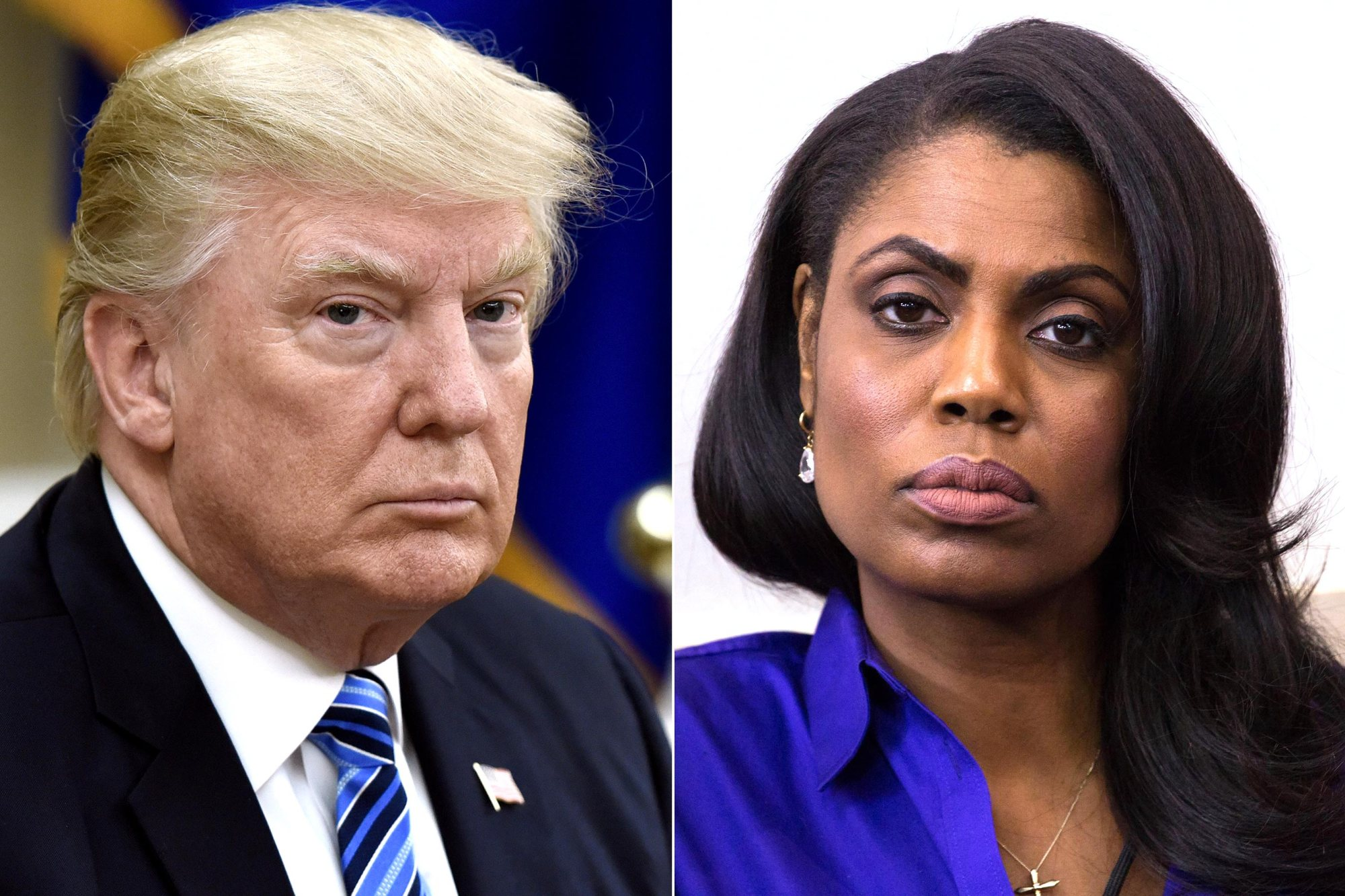 Trump campaign files confidentiality agreement complaint against Omarosa