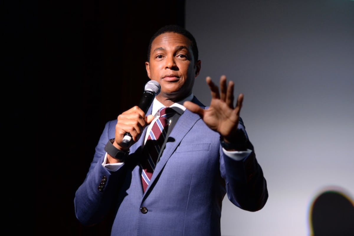 CNN's Don Lemon claims it's his 'obligation as journalist to call Trump 'racist'