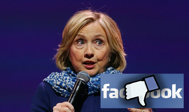 Hillary Clinton wants to be CEO of Facebook