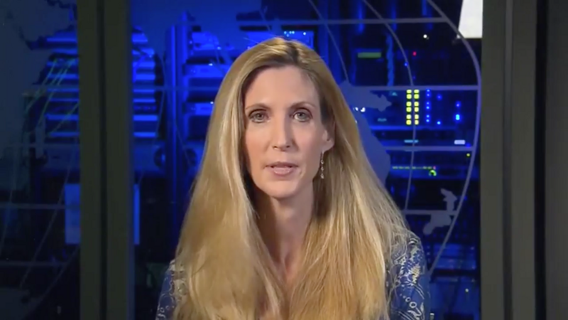 """Ann Coulter calls immigrant children separated at the border """"child actors"""""""