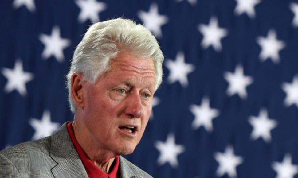 Bill Clinton forgets he was impeached