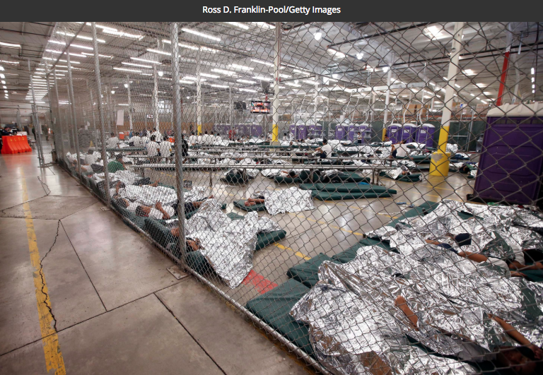 Photos from Obama's Immigrant Detention Facility1