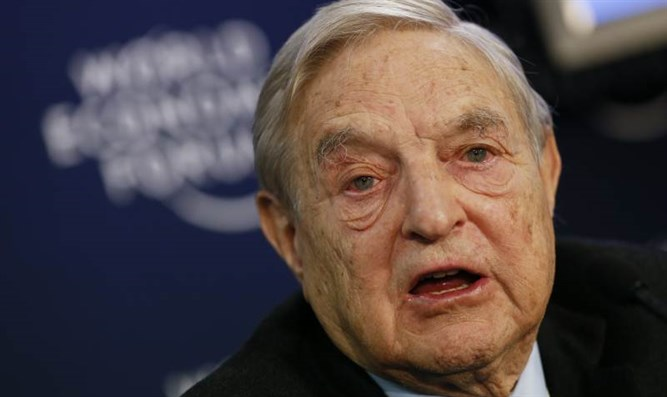 Soros makes crazy claim about Trump 'He's willing to destroy the world'