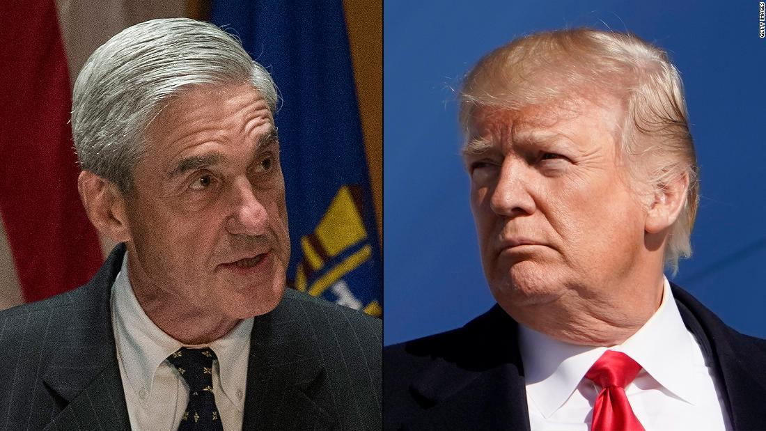 Trump Mueller will be meddling with the midterm elections