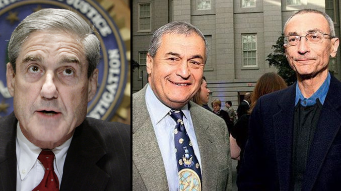 Mueller offers Tony Podesta immunity to testify against Manafort