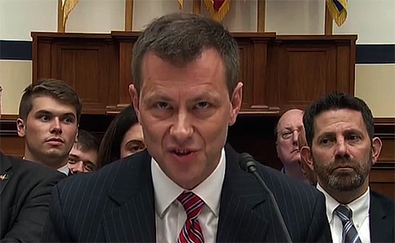 Peter Strzok Was CIA And FBI At The Same Time