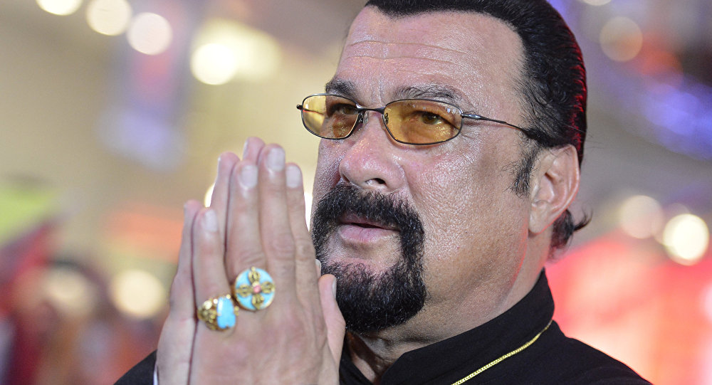 "Steven Seagal appointed as ""special representative"" on US-Russian humanitarian ties"