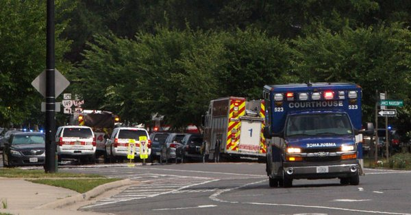 11 killed, 6 injured by 'disgruntled employee' at Virginia Beach municipal complex