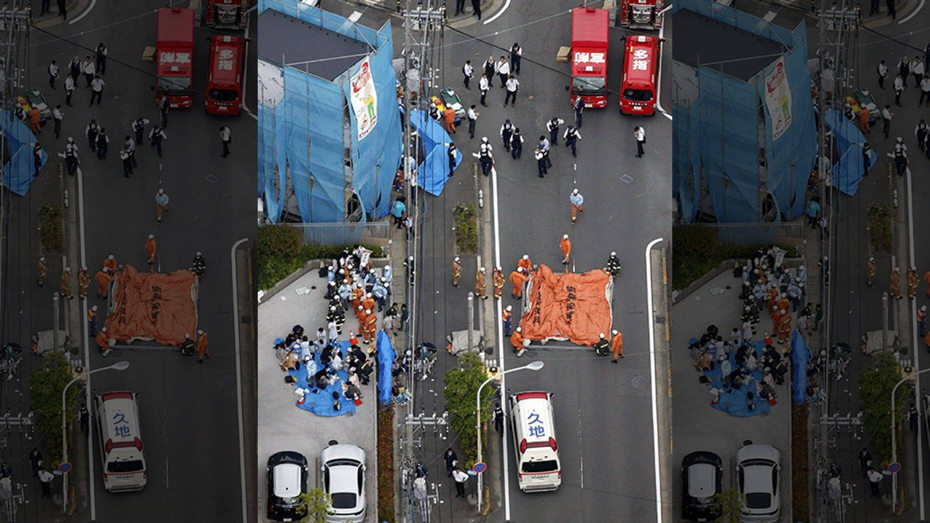 Two dead, 16 wounded after stabbing attack in Japan