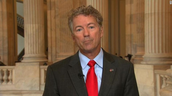 Rand Paul says he's seeking to amend 9/11 victim compensation fund, not block it