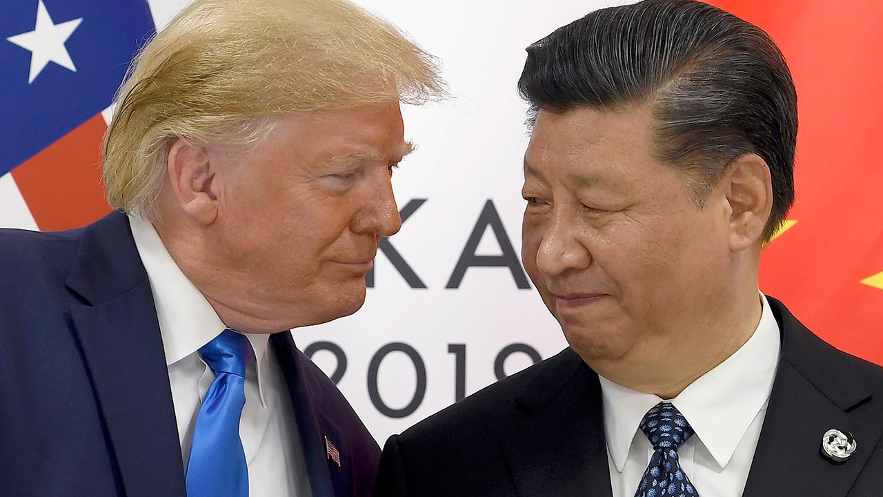 China is ready to negotiate after Trump tariffs tank Asian equity markets
