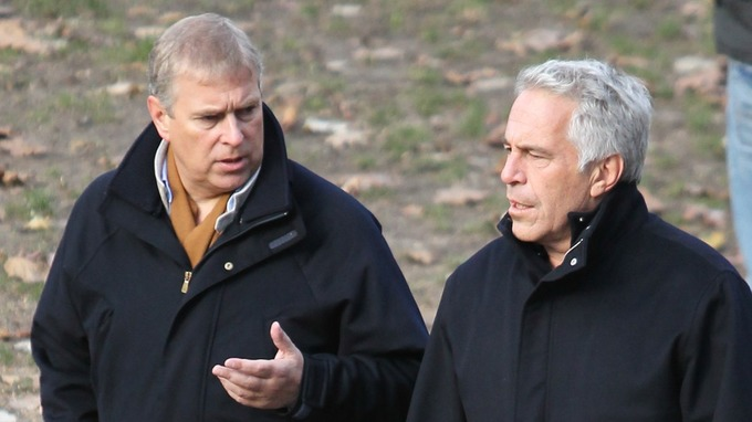 Prince Andrew booted from public engagements over ties to Jeffrey Epstein