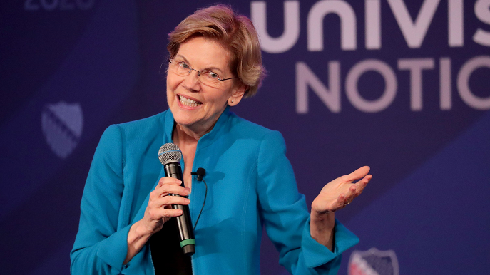 Elizabeth Warren has told two completely different stories about why she lost her teaching job