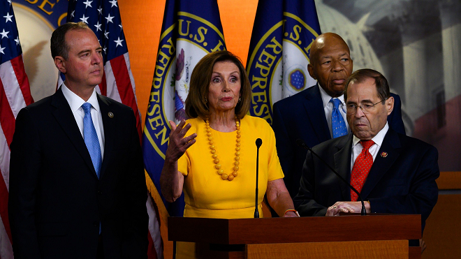 House Dems claim they have the 217 votes needed to pass articles of impeachment against Trump