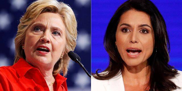 Rep. Tulsi Gabbard blasts Hillary Clinton for falsely accusing her of being a Russian asset